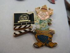 PIN'S  CINEMA /  CINE FOLIES    /  RARE