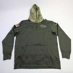 Jacksonville Jaguars Nike Dri-Fit Sweatshirt Men's Olive/Camouflage Used