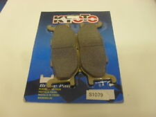 Yamaha XJ 600 S 'Diversion' (Half Faired) 1992 ( CC) - Brake Disc Pads Front Kyo