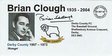20 SEPT 2004 BRIAN CLOUGH IN MEMORIAM AS DERBY COUNTY MANAGER FOOTBALL COVER