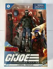 GI Joe Classified COBRA TROOPER Cobra Island Target Exclusive NEW In hand