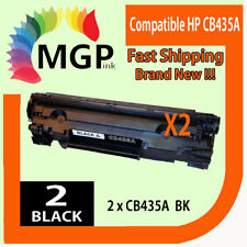 2x CB435A 35A Toner for HP LaserJet P-1005 P-1006 P-1007 P1008 Printer Cartridge