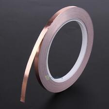 6MM*20M Conductive Copper Adhesive Foil Shielding High Heat Temperature Tape
