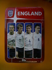 Sealed Tin 2006 World Cup Topps Match Attax Trading Cards
