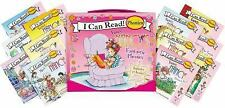 New I Can Read Box Set 12 Fancy Nancy Children's Books Phonics Kindergarten PreK