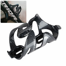 Glass Carbon Fiber Road MTB Bike Bicycle Cycling Water Bottle Holder Rack Cages