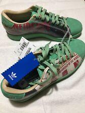 2007 Green Adidas Muhammad Ali Classic  II Confidence Sz 8 Sneakers NEVER W