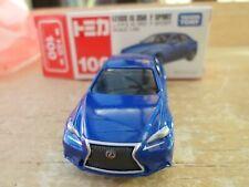 Takara Tomy No100 Lexus IS 350 Sport  Made in Vietnam 2013