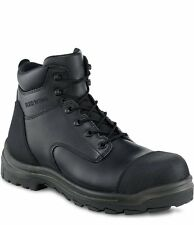 3243 RED WING MEN'S 6-INCH BOOT SAFETY BLACK
