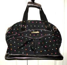 DOUBLE DUTCH CLUB Carry On Travel / Overnight Bag