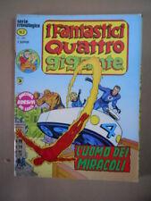 I FANTASTICI QUATTRO GIGANTE n°2 1978 ED. Corno  [SP14]