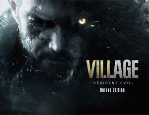 Resident Evil Village Deluxe [STEAM] Offline Account