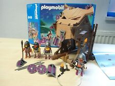 "Playmobil  Set 4439 ""Barbaren Angriffsturm""  gebraucht"
