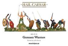 Los guerreros germánico-WGH-GT-25 - granizo César-Warlord Games