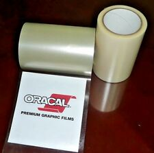 12 in X 65ft (Frisco Craft)Clear Application Transfer Tape for Sign Craft Vinyl