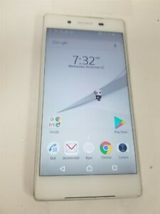 Sony Xperia Z5 32GB Silver SO-01H (Unlocked) Great Phone Discounted JW9834