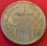 1 Piastre De Fedreation D'Indochine 1947