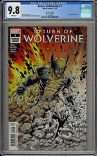 RETURN OF WOLVERINE #1 - CGC 9.8 - MCNIVEN PARTIAL SKETCH VARIANT - 2114444021