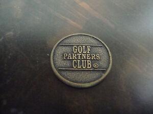 Golf Partners Club---Coin