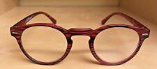 "AJ Morgan ""draft"" Red & Black Reading Glasses #54253 Strength 1.50"