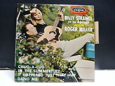 BILLY STRANGE joue ROGER MILLER : Chug a lug ... INT 18078