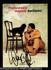 Francesco Napoli Bellami TOP AK Orig. Sign.   +28405