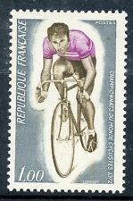 STAMP / TIMBRE FRANCE NEUF LUXE N° 1724 ** SPORT / CHAMPIONNATS CYCLISTES