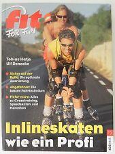 Fit for Fun Tobias Hatje Ulf Denecke Inlineskaten wie ein Profi
