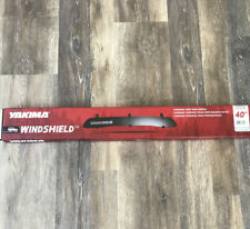 """Yakima WindShield Fairing for Roof Rack, Quiet Noise, Reduce Drag - 40"""" 8005017"""