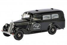 "wonderful modelcar MERCEDES-BENZ 170V HEARSE ""VOGT"" 1951 - black - scale 1/43"