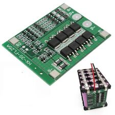 3S 11.1V 12.6V 25A W/Balance 18650 Li-ion Lithium Battery PCB Protection Board K