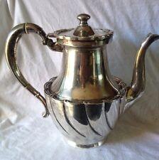 Plateria Alameda Juarez 58 Sterling Silver Tea Pot 41.25 Troy Ounces