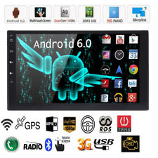"Quad Core Android 6.0 3G WIFI 7""Double 2DIN Car Radio Stereo Autoradio GPS Navi"