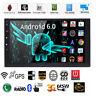 "Quad Core Android 6.0 3G WIFI 7""Double 2DIN Car Radio Stereo Autoradio GPS Navi"