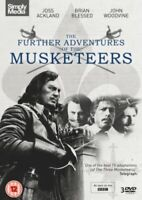 Neuf The Further Adventures Of The Mousquetaires DVD