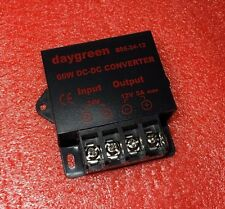 24V to 12V 5A (24VDC TO 12VDC 5AMP) 60W DC DC Converter Regulator Car Step Down
