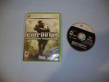 Call of Duty 4: Modern Warfare (Microsoft Xbox 360, 2007)