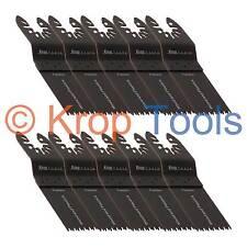 10 Multi Strumento Lame BLACK & DECKER DEWALT 35mm precisione legno da Krop
