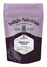 BIO Acai Beeren Pulver - 50g - Indigo Herbs