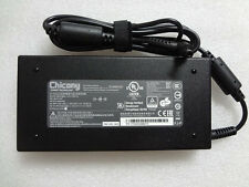 NEW 100%Genuine Slim Chicony 19.5V 7.7A F CLEVO 150W W650KK1 GTX 1050 AC Adapter
