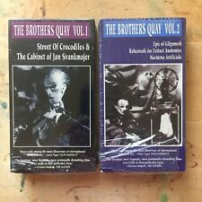 The Brothers Quay - Vol.1 & 2 - VHS