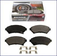 NEW MINTEX FRONT DISC BRAKE PADS SET MDB1393