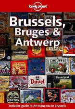 Brussels, Bruges and Antwerp by Geert Cole, Leanne Logan (Paperback, 2001)