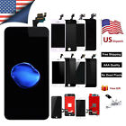 For Apple iPhone 7/6/5 Complete Touch LCD Screen Replacement +Home Button+Camera