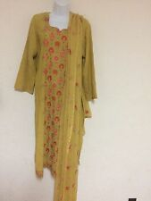 fd741ad0583 Kaftan Yellow Middle Eastern Clothing