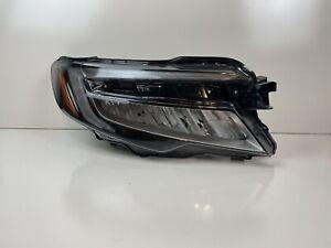 2019 - 2021 Honda Pilot Right Passenger RH Headlight Lamp Full LED OEM
