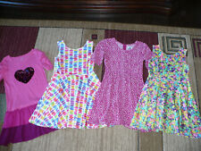 4 Children's Place Dress Dresses Girl Clothing Lot Size 10/12