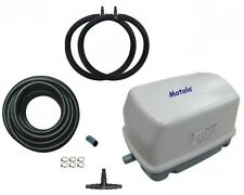 Matala EZ- Pro 3 Aeration Kit HK-40LP -pond-water garden-deicer-koi-fish-aerator