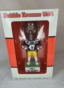 Mel Blount Steelers Bobble Dreams SUPER BOWL STEEL CURTAIN BLOUNT BOBBLE HEAD