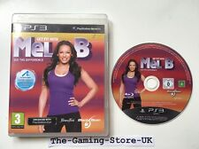 PS3 - Get Fit With Mel B Fitness Game  (From The Makers Of BUZZ) UK Stock